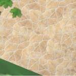 Структурированный керамогранит с видом натурального камня