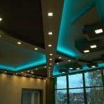 Светодиодные светильники украсят потолок