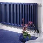 Цветной биметаллический радиатор