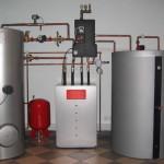 Установеленная система отопления на дизеле