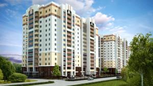 Жилой комплекс для покупки квартиры