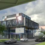 Архитектурное проектирование общественного здания