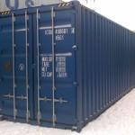 Что такое морской контейнер