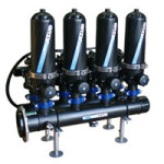 Дисковой фильтр для воды