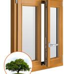 Экологичное Деревянное окно