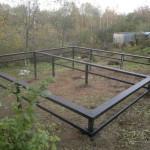 Используем свайно-винтовой фундамент для строительства дачи