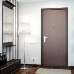 Критерии выбора металлической входной двери