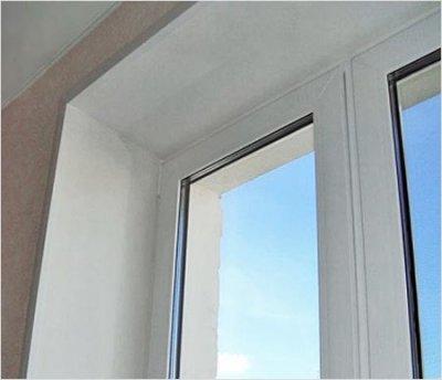 Нужны ли откосы к пластиковым окнам