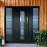 О входных дверях и используемых в их производстве материалах