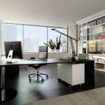 Оформление пространства в офисах