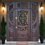 Оригинальная входная дверь