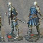 Оригинальные оловянные солдатики