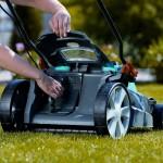 Основные разновидности газонокосилок для дома