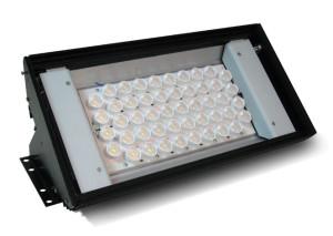 Основные плюсы светодиодных прожекторов
