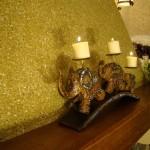 Основные тонкости работы с жидкими обоями и декоративной штукатуркой