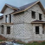 Особенности пеноблочных домов