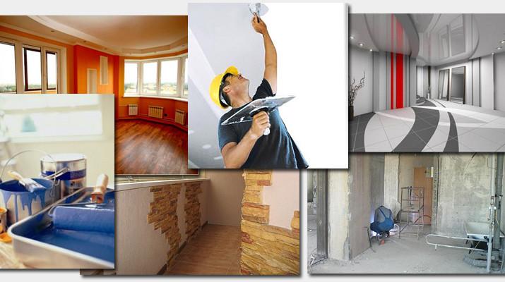 Отделочные работы - демонтаж строительных элементов