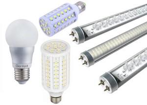 Отличительные качества светодиодного освещения