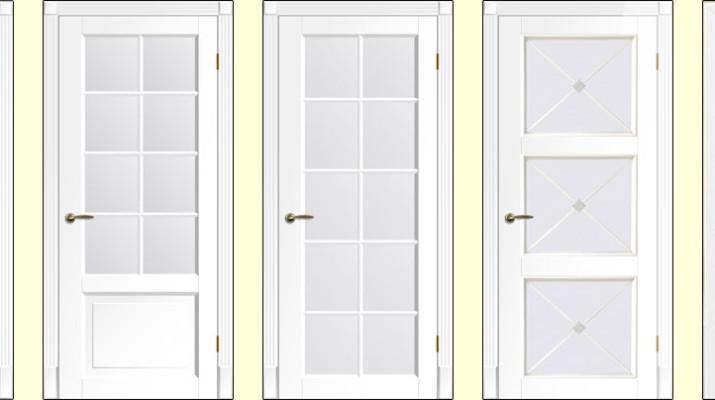 Подробная классификация дверей