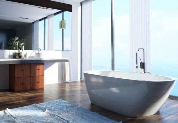 Поэтапный порядок замены старой ванны на новую