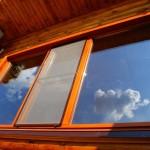 Практичное Деревянное окно