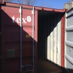 Практичный морской контейнер