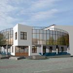 Проектирование общественного здания