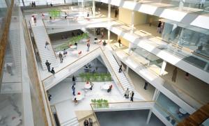 Проектирование общественных зданий правила