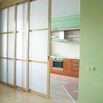 Раздвижные перегородки для оформления дома
