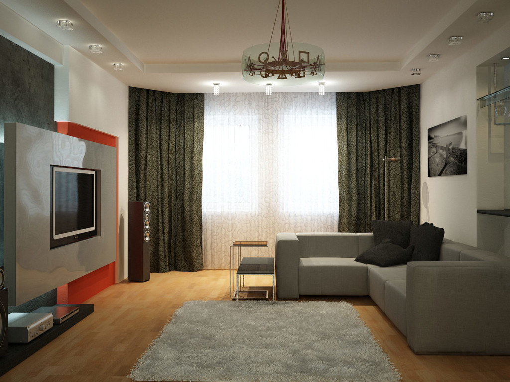 Современный ремонт в квартире своими руками