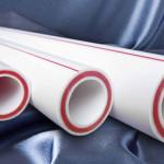Современные пластиковые трубы для водопровода