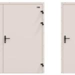 Технические двери — конструктивные особенности