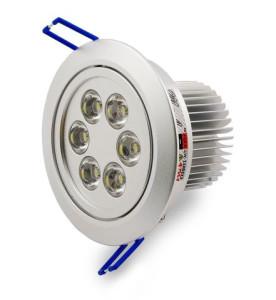 Точечные светильник на светодиодах