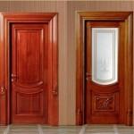 Тонированные межкомнатные двери