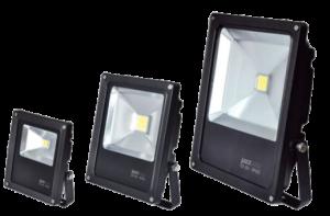 Варианты светодиодных прожекторов