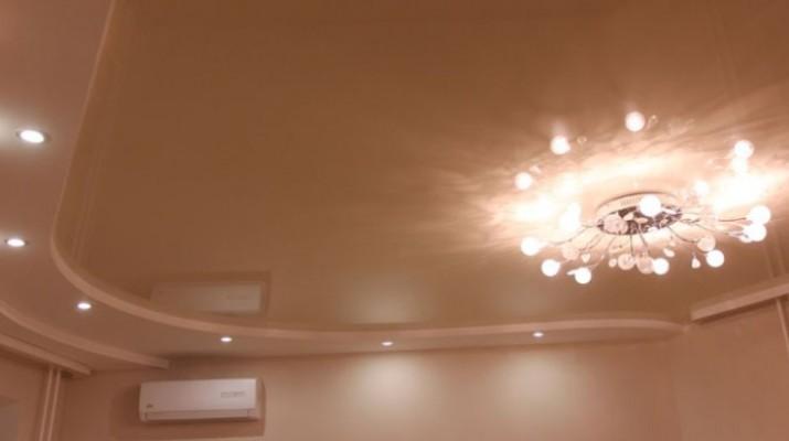 Выбери потолок самостоятельно