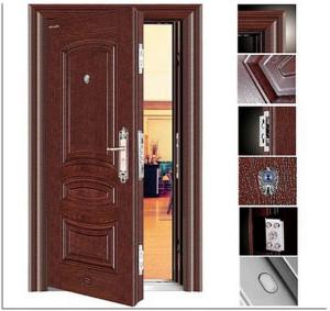 Выбираем металлическую входную дверь