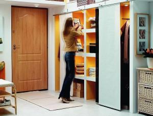 как выбрать шкаф купе в прихожую