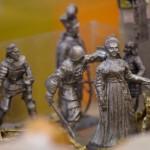 оловянные солдатики и их коллекции