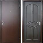 железная дверь и ее варианты