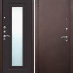 железная дверь имеет хорошую защиту