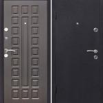железная дверь входная