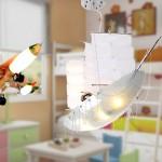 Люстры для детской комнаты для мальчика