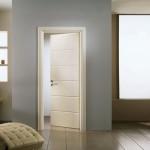 Качества межкомнатных дверей
