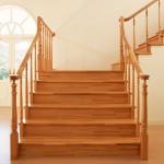 Деревянная лестница: за и против