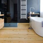 Выбор ламината для ванной комнаты