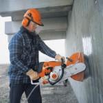 Чем отличается алмазная резка бетона