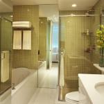 Элегантный интерьер для ванной комнаты