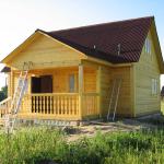 Как выбрать материал для деревянного дома