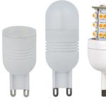 Классификация цоколей светодиодных ламп